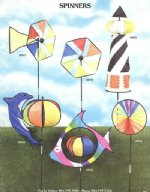 Windsocks and Spinners
